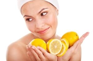 očistite masnu kožu