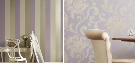 Osvežite prostor: kako da kombinujete boje zidova sa tapetama