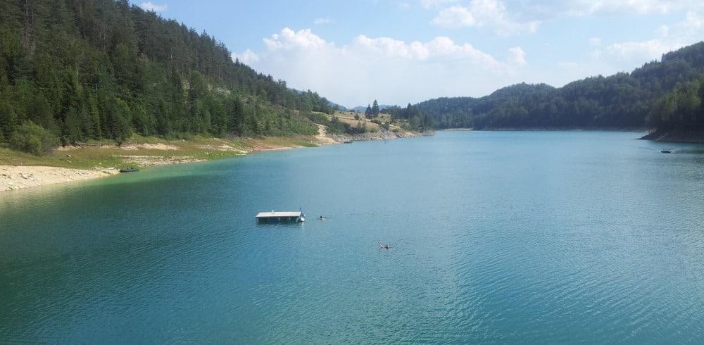 Odmor u Srbiji Zaovinsko jezero