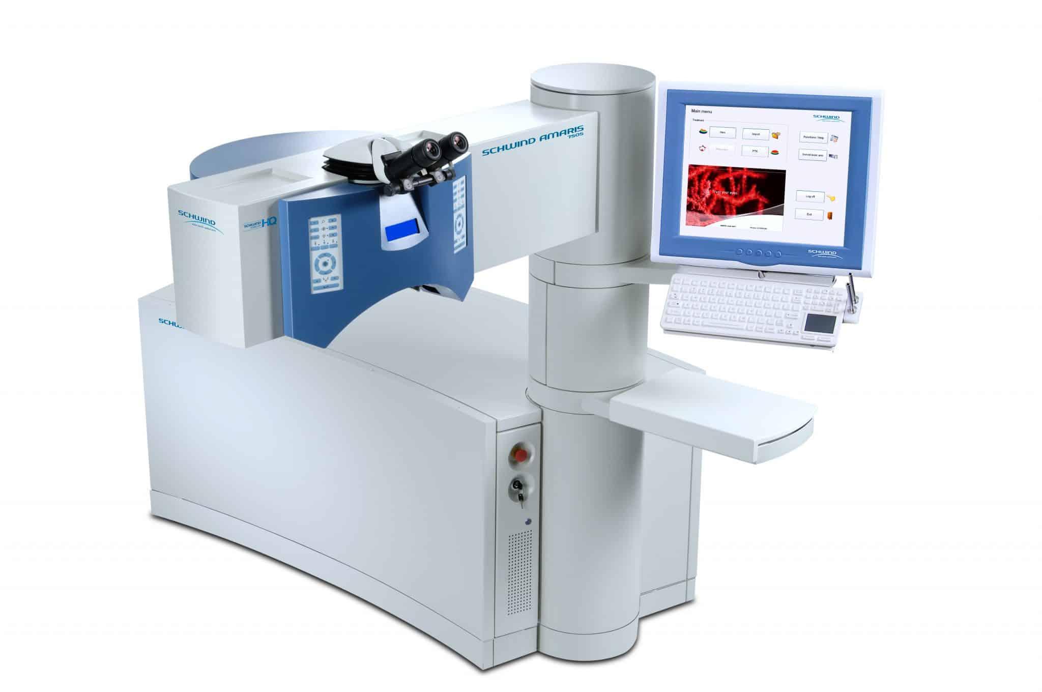 Laser Amaris za korekciju dioptrije