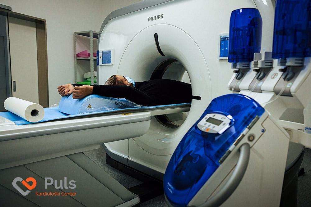 Snimanje pluća Puls kardiološki centar