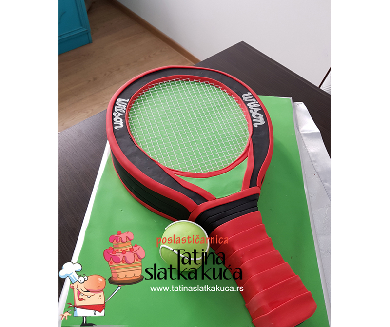Torte dečaci teniski reket